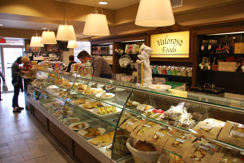 Company profile retail valoroso foods importers of for Showroom cuisine